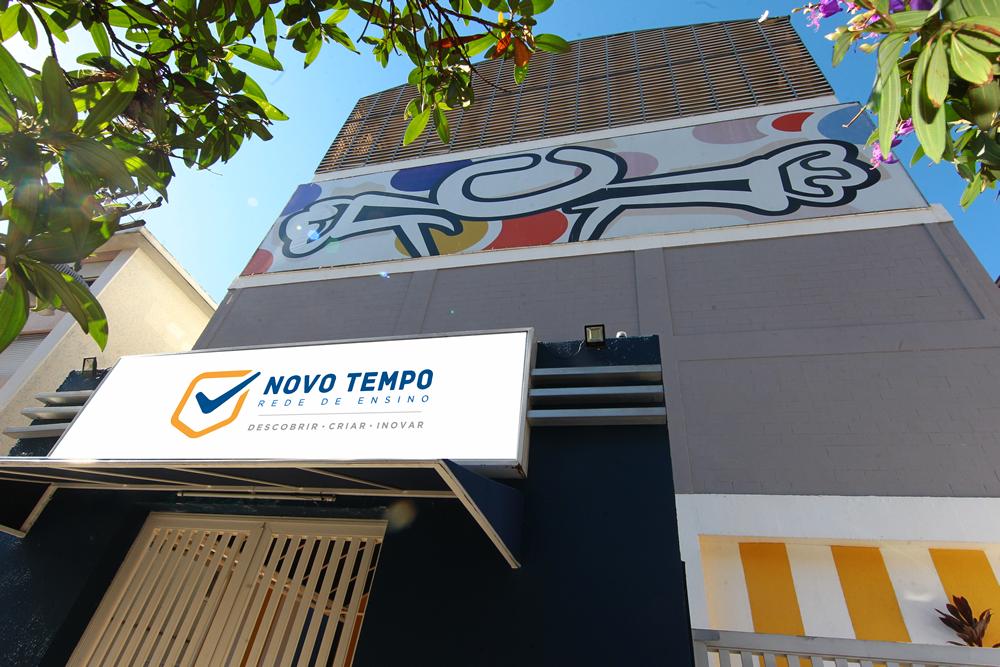 Novo Tempo - Fachada Nova Logo3(2)
